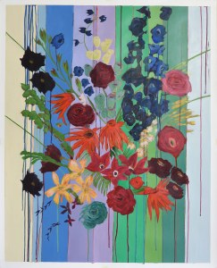 Deconstructed-Flowers-8-acrylic-on-paper-42-x-34